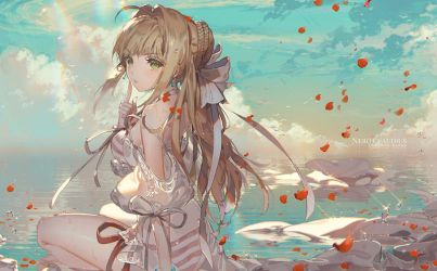 Under the Sky by kawacy