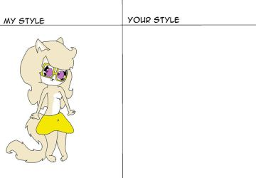 My Style, Your Style Meme 2 by JJ-The-Ravingirl