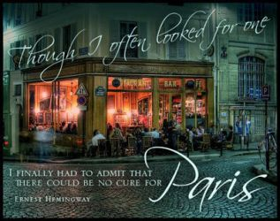 No Cure for Paris by Designdivala