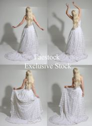 Bride Exclusive Stock by faestock
