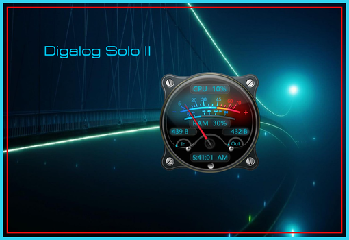 Digalog Solo II by kjc66