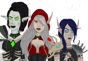 plague, blood and frost (W.I.P) by riotfury