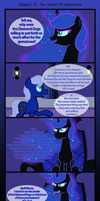 Past Sins: The Castle Of Nightmare P8 by SpokenMind93