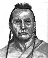 The last Mohican by Dabull04