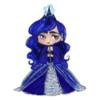 Princess luna sticker by singingcatartist12