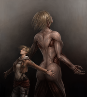 Annie Leonhardt - Attack On Titan by JxbP
