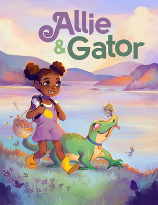 Allie and Gator by GDBee