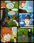 Love on the Battlefield Page 3 by AxelBat