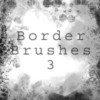 Border Brush 3 by estoyenferma-stock