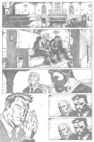 CLiNT Submission Page 1 Pencil by kameleon84