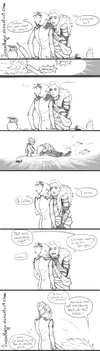 DA Inquisition: awkward Cullen by QueenMargo