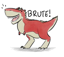 Brute by LuckyNothin
