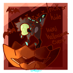 /Trick or hide mini halloween event(Kyfesh)/ by Winelys-11