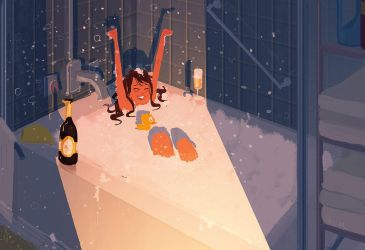 YEAH!! FINALLY THE WEEKEND! by PascalCampion