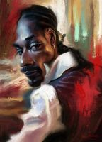 Snoop Dogg by creaturedesign