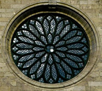 Cathedral Window by zedkhov