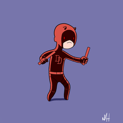 Daredevil (Matt Murdock) by TheFutureFoundation