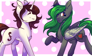 The Pretty Girls by Coffeequake