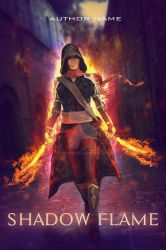SHADOW FLAME by zeiruch