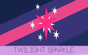Twilight Sparkle Wallpaper by CoolRainbow20