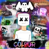 marshmello - CoLoUR by joshuacarlbaradas