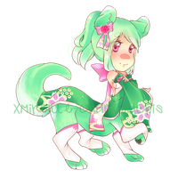 Hime taur adopt - CLOSED! by XMireille-chanX