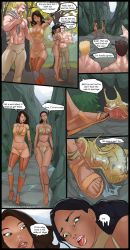 Slime Valley page 1 by Platamatina