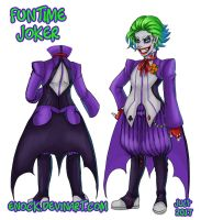 Funtime Jokerjuly2017 by Enock