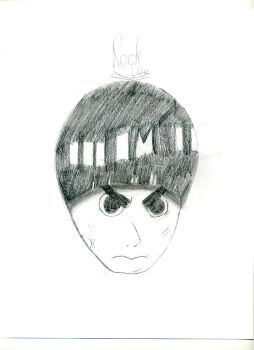 Rock Lee by SupahX