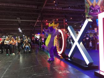 EGX: Spyro Gone Mad by ThomasandStanley