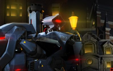 Stealth Bastion by TheLostRenegade