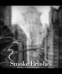 Smoke Brushes by C130
