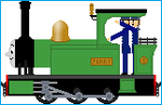 Jerry the Mid Sodor #5 by Galaxy-Afro