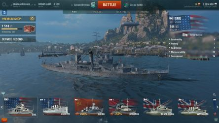 (World of Warships) The Philippine Port by GGalleonAlliance