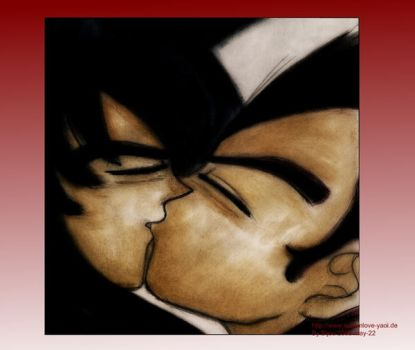 Vegeta x Goku SSJ4 by SSJ-Princess-Bijou