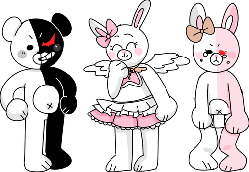 believe it or not theyre not plushies by Cybrile