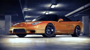 Garage NSX Orange by NasG85