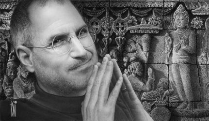 Steve Jobs by toniart57
