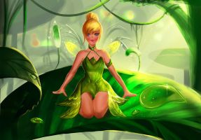 Tinkerbell by Castonia