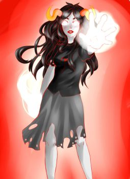 Aradia by AnheTwin