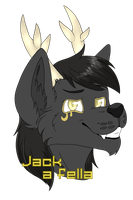 Badge Jack a fella by xRubyCayx