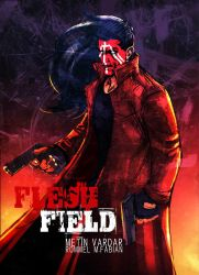 Flesh Field - Graphic Novel by mengoloid