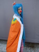 Buggy the clown,One Piece cosplay by Mellorineeee