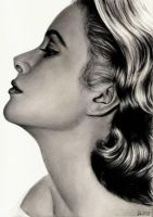 Grace Kelly by tajus
