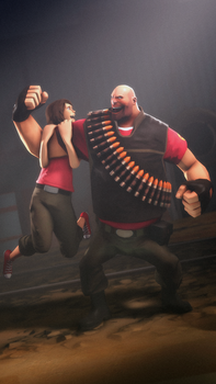 SFM - You are the strongest man I ever seen! by wnses286