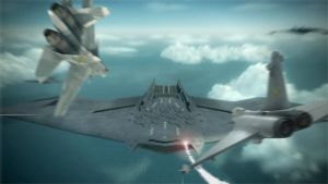 Airborne Carrier Attack by VoughtVindicator