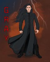 Gray by catherine-dair