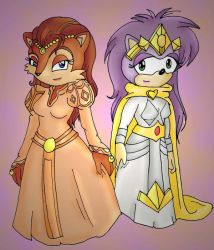 Queens Of Mobius by windflame