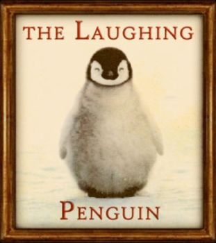 Laughing Penguin by Gazzit