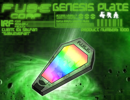 F.U.S.E Corp IRF:Genesis Plate by Dragonith